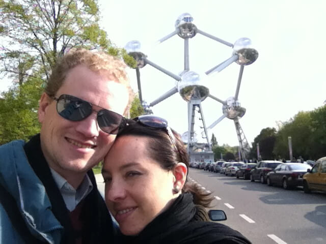 Belgium, sightseeing and family