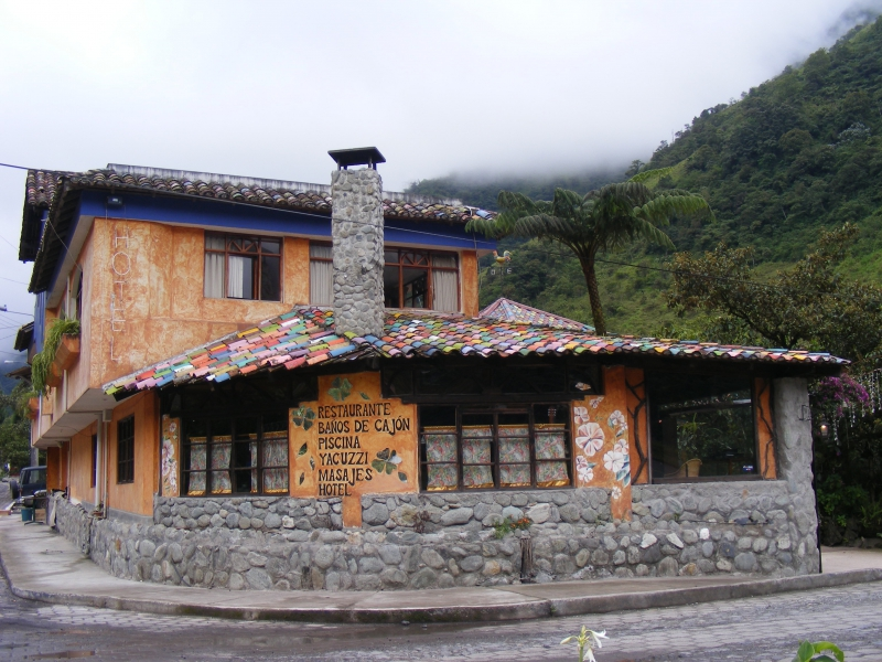 Detox at Spa Hosteria Miramelindo – Lodge in Baños Ecuador