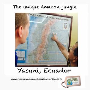 Yasuni, Ecuador/ www.visitecuadorandsouthamerica.com / #visitsamerica