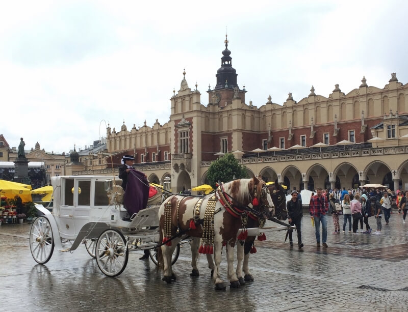 Krakow, Poland – family trip through Central Europe