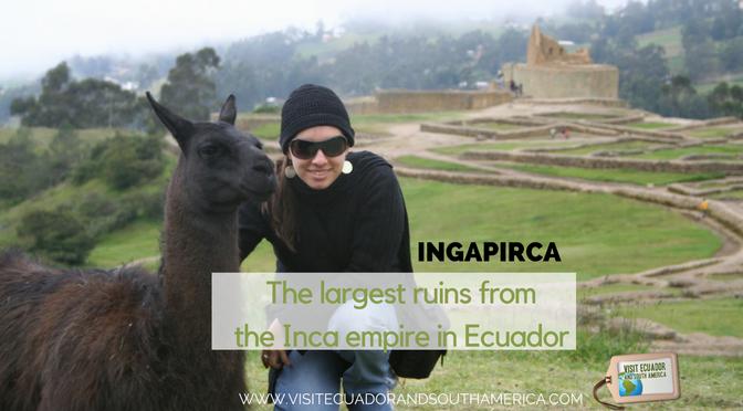 Ingapirca: the largest ruins from the Inca empire in Ecuador