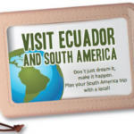 Thank you page - Free Ebook: Travel to South America, highlighting Ecuador and the Galápagos Islands