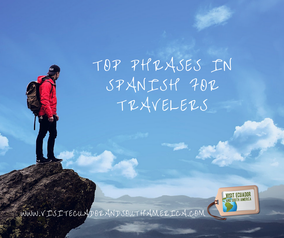 Top phrases in Spanish for travelers