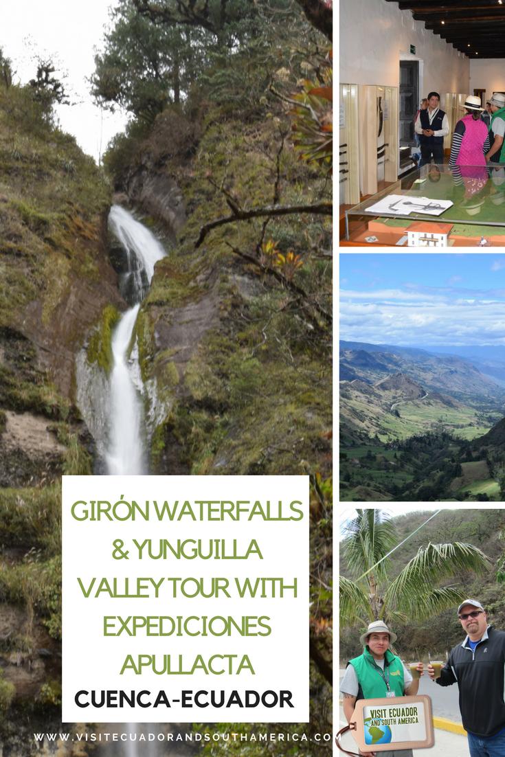 giron waterfalls