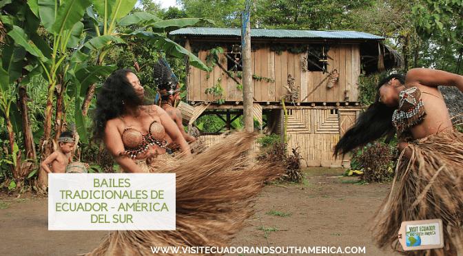 Bailes tradicionales de Ecuador – América del Sur