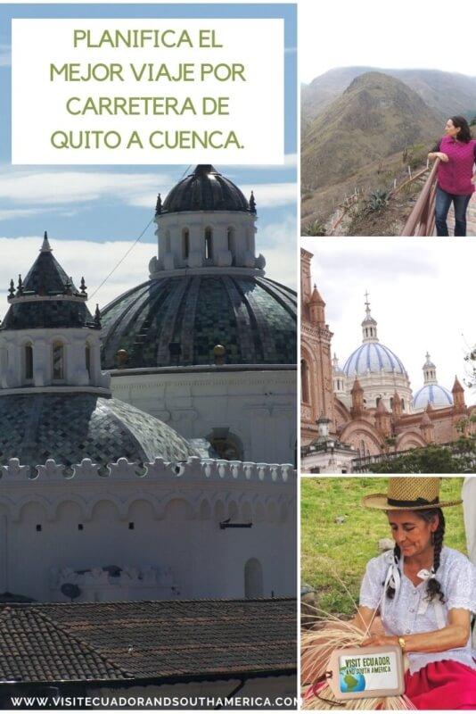 viaje Quito a Cuenca