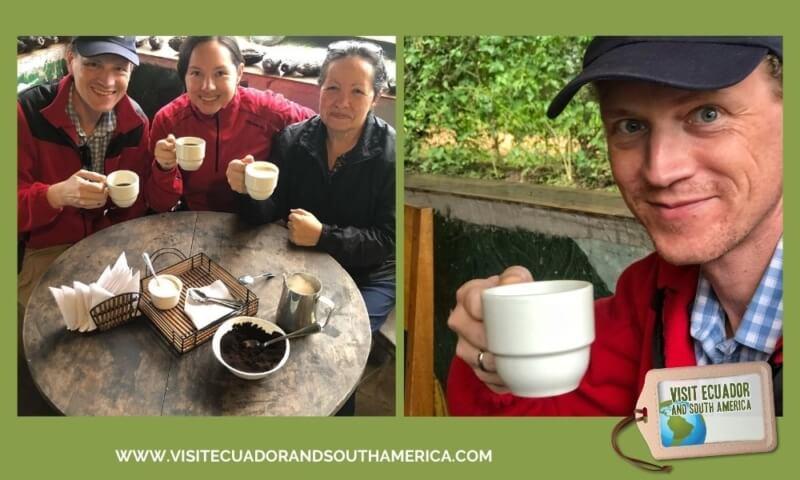 Coffee Tour Mindo