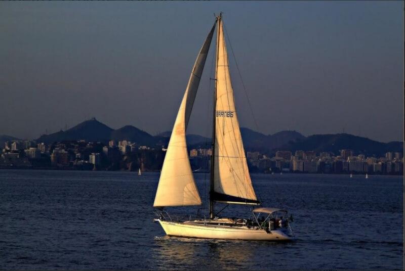 From Rio de Janeiro Private Sailing Tour