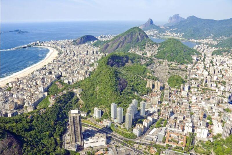 Rio de Janeiro: 30 or 60-Minute Highlights Helicopter Tour