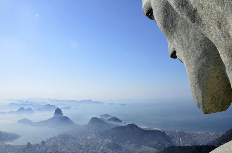 Rio de Janeiro: Sugar Loaf & Corcovado Private Day Tour