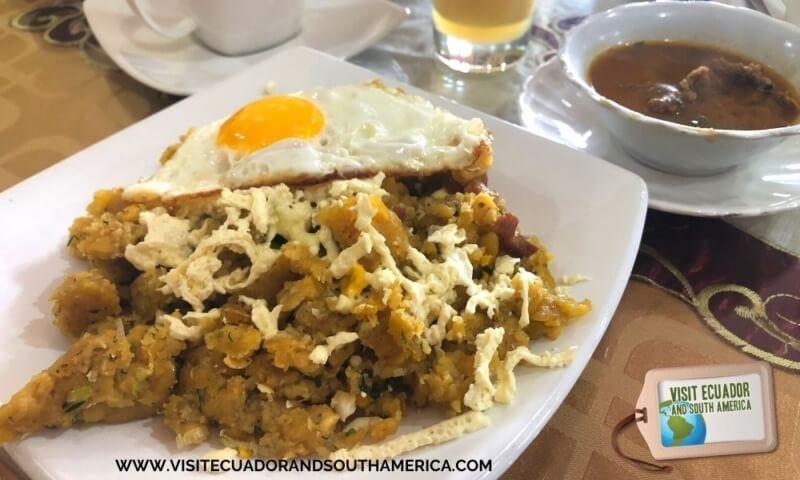 Ecuadorian food tigrillo Ecuador gastronomy (2)