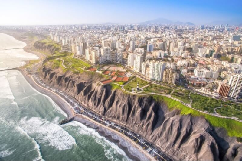 Full-Day Lima a Culinary, Historic & Traditional City